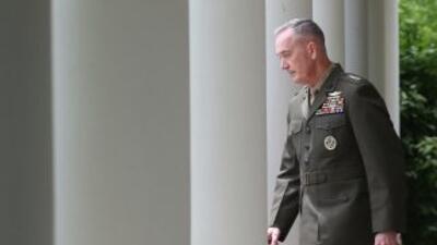 El general Joseph Dunford.