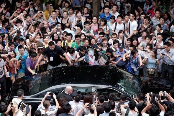 """Según recogen varios medios de la ciudad, como el vespertino """"Xinmin Wan..."""