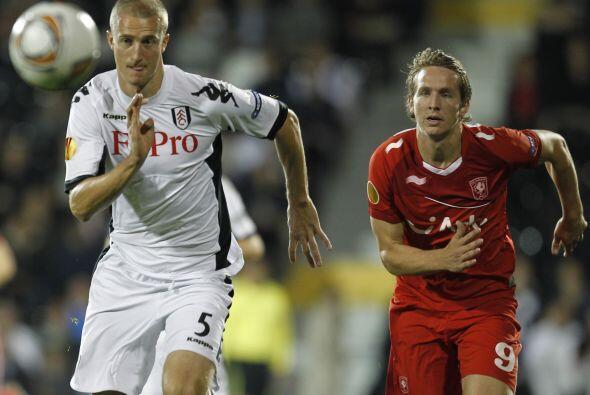Pero Fulham no supo cuidar esa ventaja y con un autogol se conformó con...