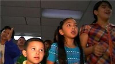niños de padres deportados