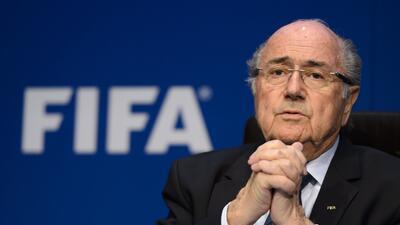 El aún presidente de la FIFA desea dejar buena cuentas en el organismo.