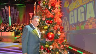 La Navidad en Sábado Gigante
