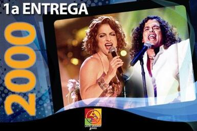 Latin GRAMMY 2000 fue el inicio de una historia llena de música y sabor.