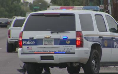 Adolescente recibe impacto de bala en una pierna en Phoenix