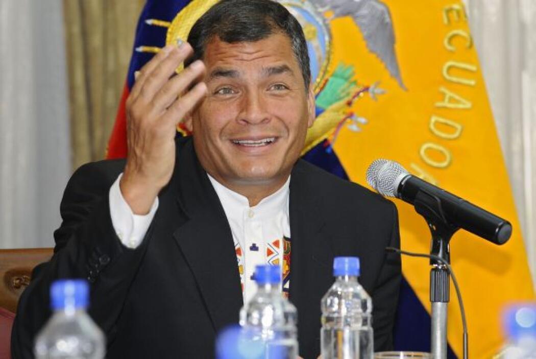 Ecuador también se destaca en la lista.