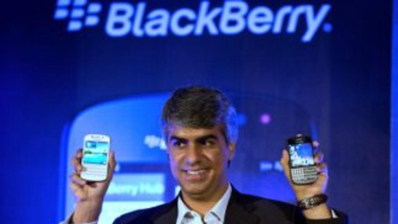 La historia deBlackBerry habría sido muy diferente con otro nombre.
