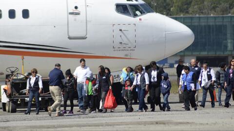 ¿Cómo ha sido el historial de deportación en Estados Unidos?