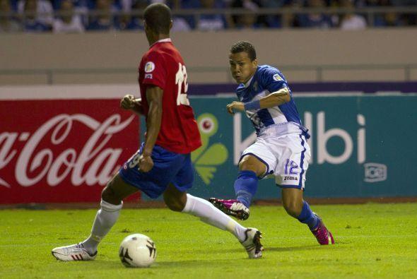 En preocupante situación quedó Honduras al perder en San José por 1-0 co...