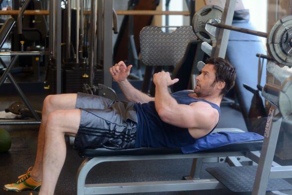 Pero el rey de gimnasio es sin duda Hugh Jackman. Más videos de C...