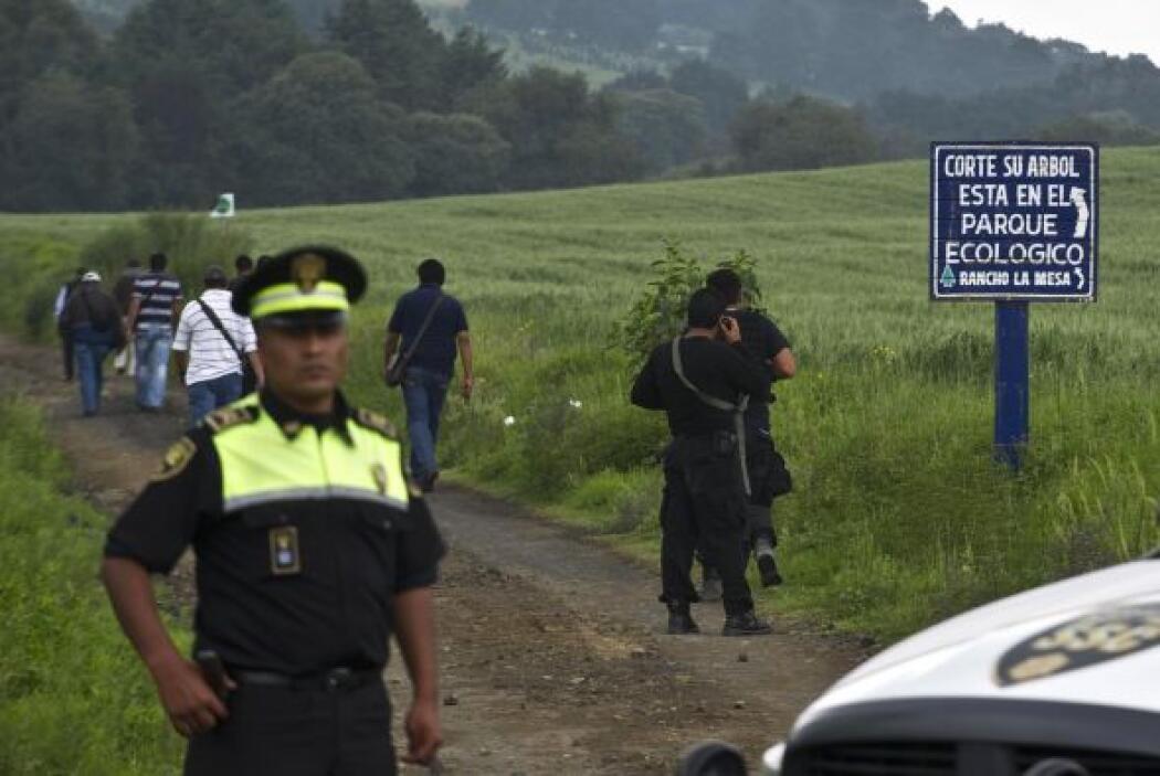 Pero las autoridades siguen trabajando ya que tienen indicios de que hab...