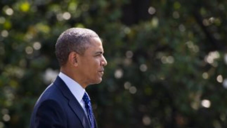 Obama viaja a Miami para recaudar fondos para demócratas.