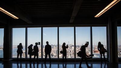 """La """"Torre de la Libertad"""", el principal rascacielos del nuevo World Trad..."""