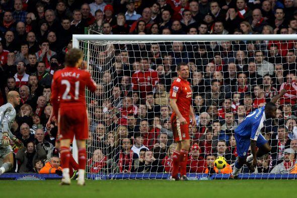Cuando todos pensaban que la victoria se la llevaba el Liverpool, aparec...