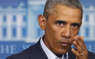 """Obama: """"Hay demasiados jóvenes de color que son objeto del miedo"""""""