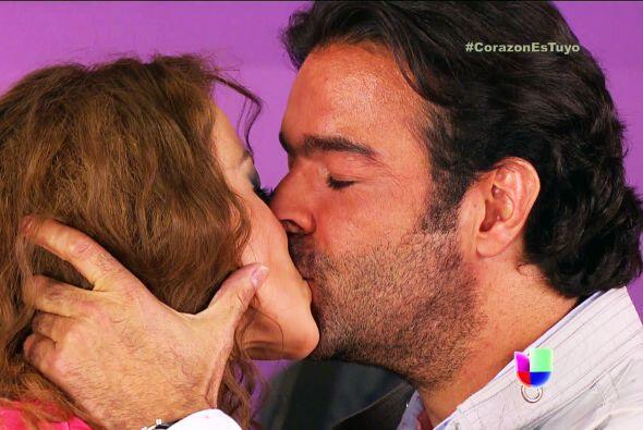 ¡Qué beso le diste a Ana, Diego! La llevaste directo a la luna.