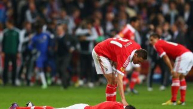 Chelsea levantó la Liga Europa