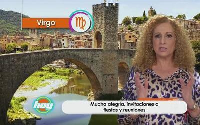 Mizada Virgo 26 de mayo de 2016