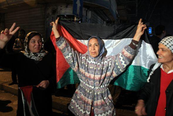 Hamas anunció que el alto el fuego es válido y que han ces...