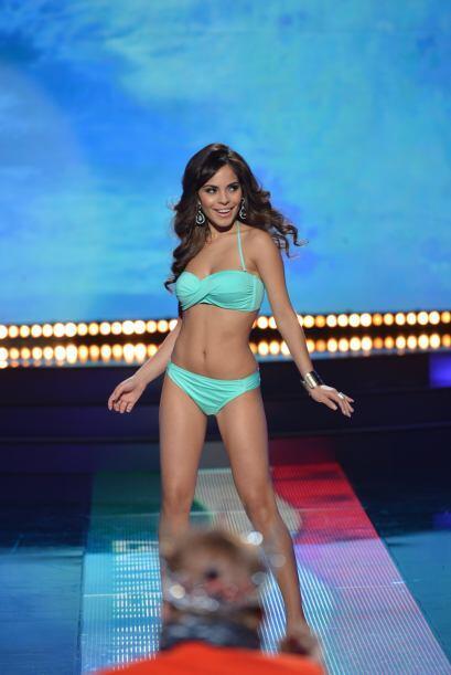 La mexicana Yesenia Hernández fue una de las primeras en conseguir el pa...