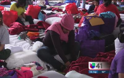 Inmigración al día: ¿Qué ha pasado con las madres y niños que fueron lib...
