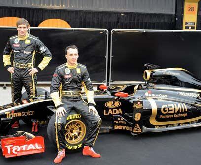 Renault seguirá dando apoyo El Grupo Lotus será dueño y administrará...