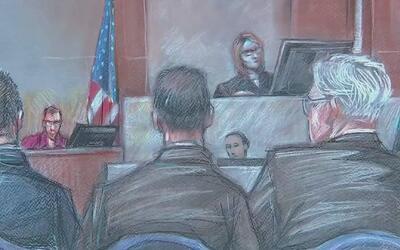 Testificó en corte el testigo de la fiscalía en el juicio contra dos pre...
