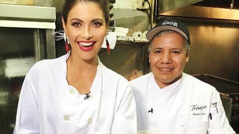 La receta de salsa picante de su madre le cambió la vida a este mexicano