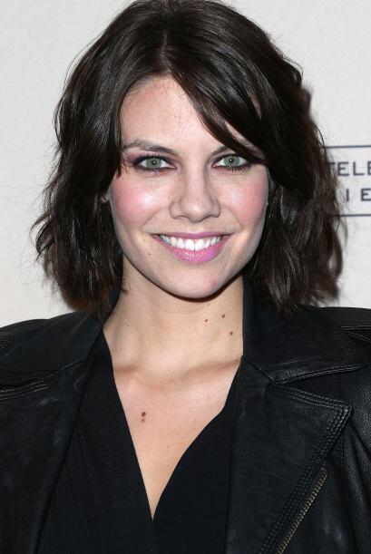 """Antes de ser Maggie, Lauren apareció en la segunda temporada de """"The Vam..."""