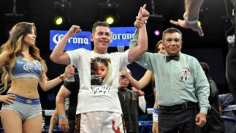 'Jaguar' Gutiérrez derrotó al 'Peligroso' Hernández (Foto: Canelo Promot...