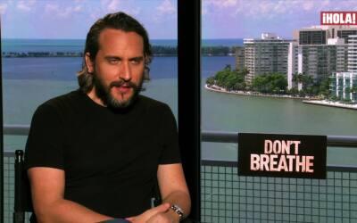 Fede Álvarez habla de su cinta 'Don't Breathe'