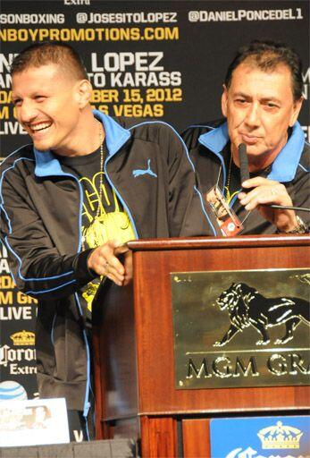 Sin poder contener la risa, Jesús Soto Karass aseguró que está bien prep...