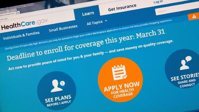 Reabren nuevo periodo de inscripciones de seguros médicos bajo 'Obamacare'
