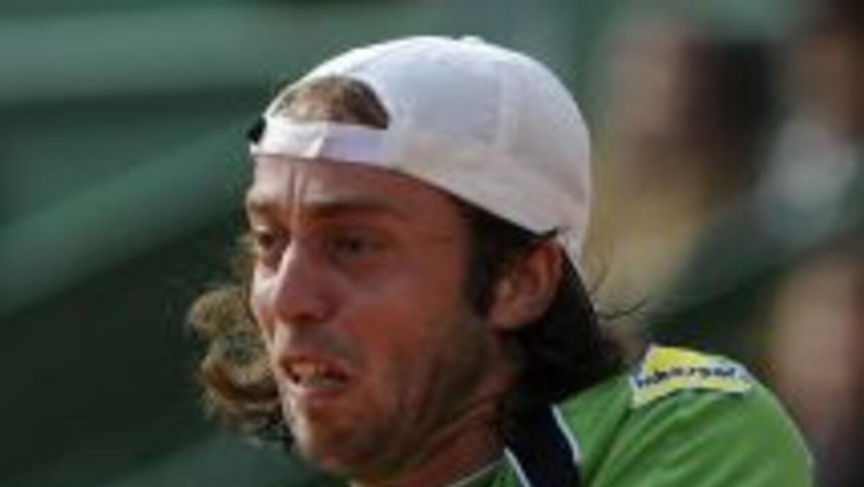 Gasquet se deshizo de Paolo Lorenzi en tres sets (3-6, 7-6 y 6-4).