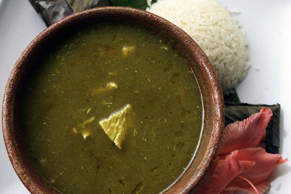 6. Sancochao: Esta es una sopa que tiene de todo, sin discriminar a ning...