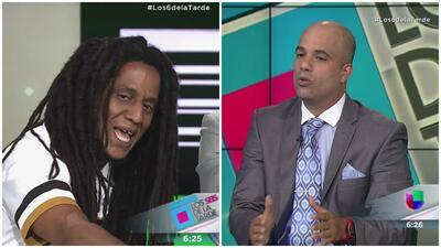 Héctor Ferrer se defiende de comentarios de Tego Calderón