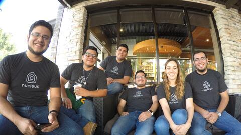 El equipo mexicano de Nucleus que lidera Juan José López (...