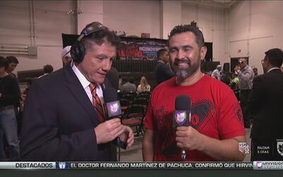 """Manny Robles: """"Nunca volveremos a ver a un boxeador como Pacquiao"""""""