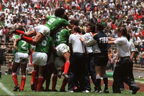 Con el próximo juego ante Bielorrusia los mexicanos sumarán su quinto ju...