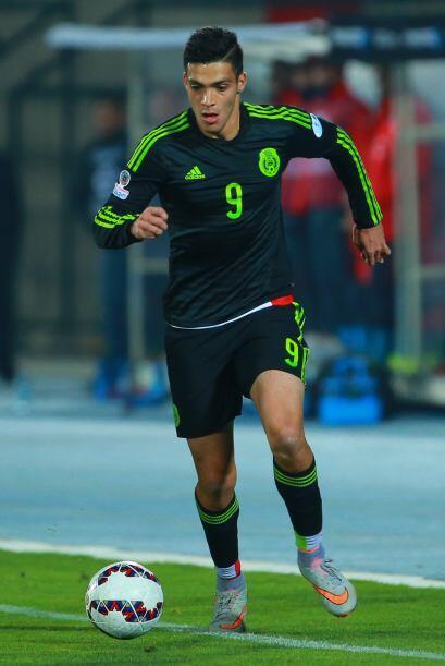 El delantero mexicano Raúl Jiménez tuvo una primera campaña en Europa de...