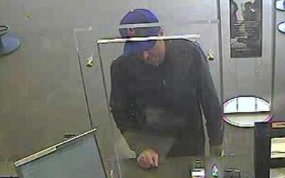 Arrestan al sospechoso de varios robos en sucursales bancarias de Nueva...