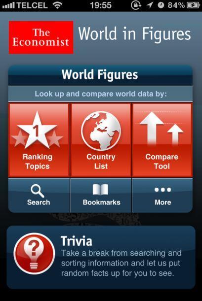 The Economist World in Figures 2012 Edition es la herramienta que te ofr...