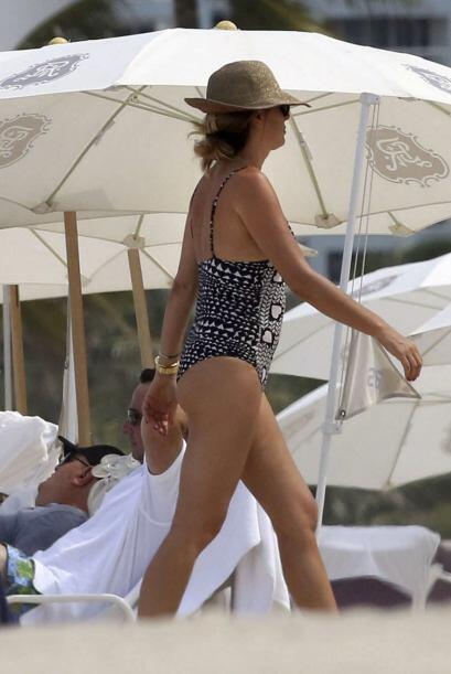 También notamos que la Fuentes ya no tiene aquellas curvas de su juventu...