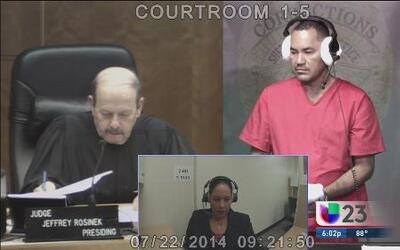 Se declara inocente de asesinar a hijastra de 11 años