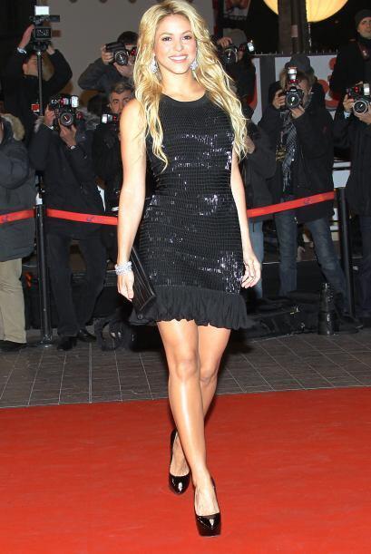 Shakira es una de las artistas más reconocidas de Latinoam&eacute...