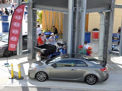 Kia en el Grand Prix de Miami
