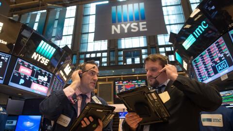 El Índice Dow Jones superó la barrera de los 21,000 puntos.