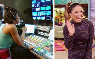 El día que Mela la Melaza se convirtió en la directora de cámaras de Des...