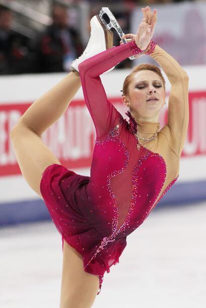 La interpretación de la rusa Ksenia Makarova arrebató apla...
