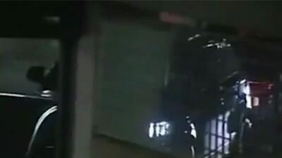 VIDEO | ► Mira el momento del choque