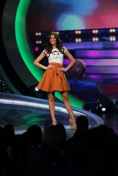 La puertorriqueña Viviana Ortíz no sueña con una corona, sino con hacer...